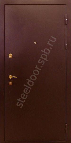 дверь стальная оптим люкс