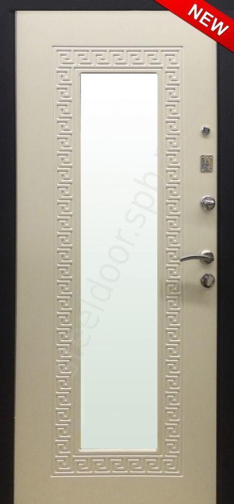 двери металлические с зеркалом в ногинске